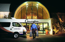 Accommodation: Commodore Hotel, Christchurch Airport