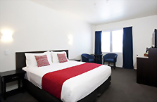 Accommodation: Copthorne Hotel Grand Central New Plymouth