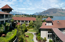 Accommodation: Copthorne Hotel and Resort Queenstown Lakefront (or similar)