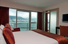 Accommodation: Copthorne Hotel Wellington Oriental Bay