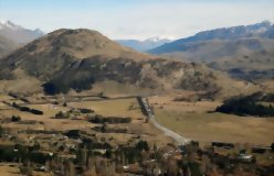 2 day Tranz Alpine and West Coast Glaciers to Queenstown - day 2