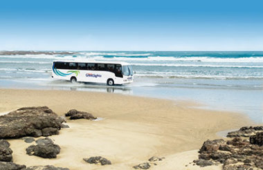 Cape Reinga - Scenic Coach Tour via Ninety Mile Beach with Fullers GreatSights