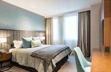Accommodation: Distinction Hotel Christchurch