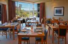 Accommodation: Distinction Fox Glacier Te Weheka Boutique Hotel