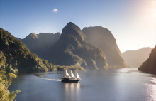 15 day South Island Natural Discovery self drive tour