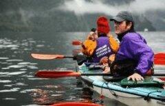 2 day Wilderness Kayaking