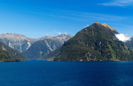 Doubtful Sound Scenic Flight with Southern Lakes Helicopters