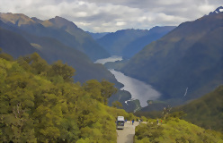 5 day Fiordland Explorer - day 3