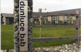 Accommodation: Dunluce Bed and Breakfast