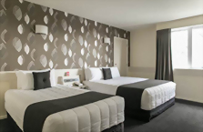 Accommodation: Quality Elms Hotel Christchurch