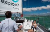 Harbour Sailing Cruise including Lunch with Explore
