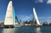 America's Cup Sailing Experience with Explore