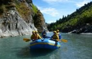 Family Adventure Shotover River Rafting Trip