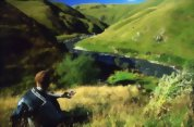 Fiordland Guides Fly Fishing