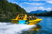 Pure Wilderness Jet Boat