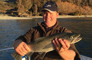 Queenstown Fishing - 3 Hour Fishing Experience - (Shared Charter)