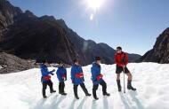 Franz Josef Glacier Helihike