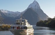 Milford Sound Fly, Cruise, Fly with Milford Sound Scenic Flights