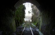 Forgotten World Ten Tunnel Rail Cart Tour