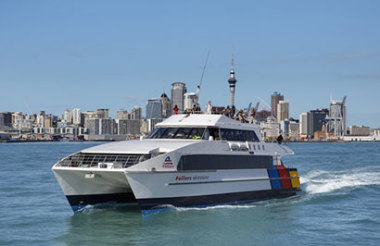 Fullers Auckland Harbour Cruise
