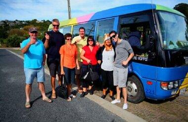 Waiheke Island Explorer Hop On Hop Off Tour