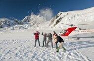 Fox and Franz Josef Twin Glacier with Glacier Helicopters