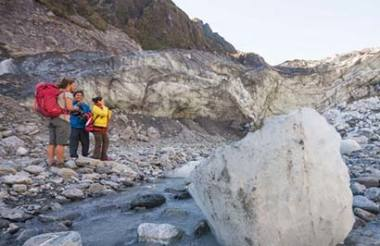 Half Day Franz Josef Glacier Eco Tour