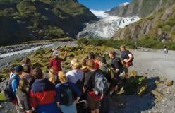 3 day Glaciers and TranzAlpine Queenstown to Christchurch - day 2