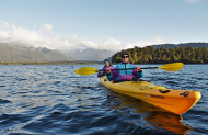 Kayak Classic with Franz Josef Wilderness Tours
