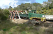 Goldfields Railway, Waihi - suggested activity