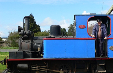 Goldfields Railway, Waihi