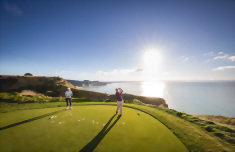 Golfing Tour of New Zealand