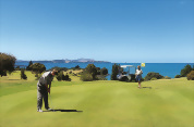 17 day Essential Golf New Zealand