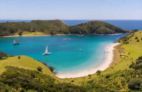Grand Pacific Tours 16 Day Highlights of New Zealand - Day 14