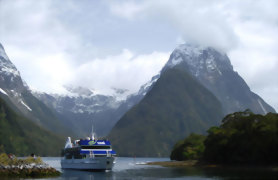Grand Pacific Tours 9 Day Taste of the South Island - Day 5