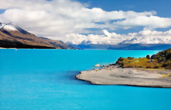 Grand Pacific Tours 16 Day Highlights of New Zealand - day 2