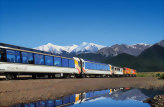 TranzAlpine Scenic Train: Christchurch to Greymouth