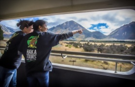 Haka Tours 7 Day South Island Lick Tour - Day 7