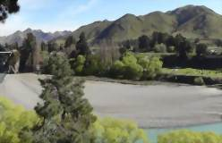 Kirra Tours 18 day Classic New Zealand Panorama 2019/20 - day 8