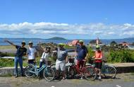 Hot Lakes Cycle Tour with Happy Ewe Cycle Tours