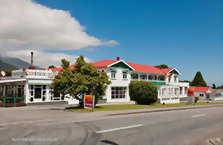 Accommodation: Heartland Hotel Fox Glacier (or similar)