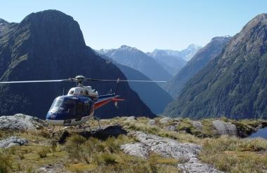 Helicopter Line Franz Josef
