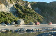 Kahurangi/ Golden Bay Scenic with Farewell Spit Eco Tour with Helicopters Nelson