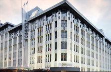 Accommodation: Heritage Hotel Auckland