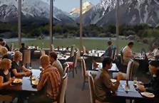 Accommodation: Hermitage Hotel, Aoraki Wing Premium