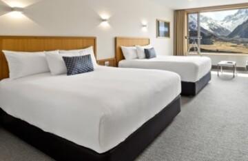 Hermitage Hotel, Aoraki Wing Premium Plus