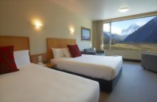 Accommodation: Hermitage Hotel, Aoraki Wing Premium Plus