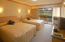 Accommodation: Hermitage Hotel, Wakefield Wing Superior Room