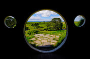 Hobbiton Movie Set tour from Shires Rest