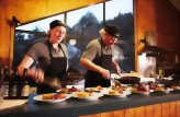 Accommodation: Hollyford Track Lodges